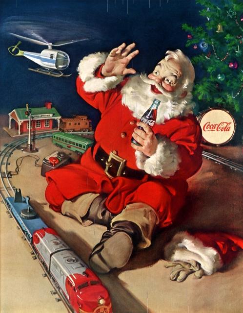 Chi Invento Babbo Natale.Storia Dell Uomo Che Invento Babbo Natale Sono Storie