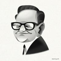Salvador Allende visto da Gabriel Fraga-2011