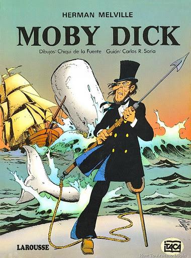 Chiqui de la Fuente - Moby dick