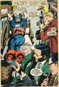 Colan Capitan America