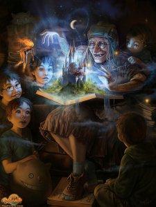 Storytelling by randis (devianart)