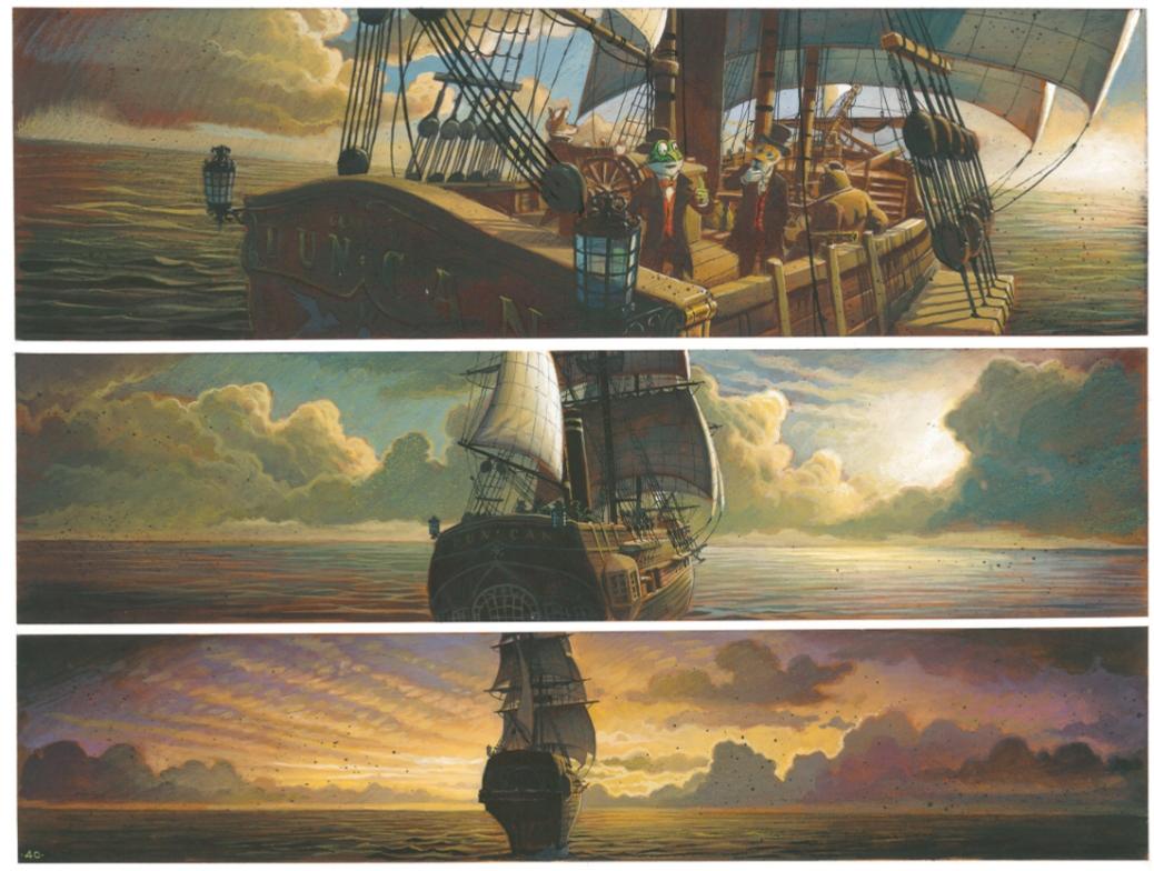 Nesme I figli del Capitano Grant