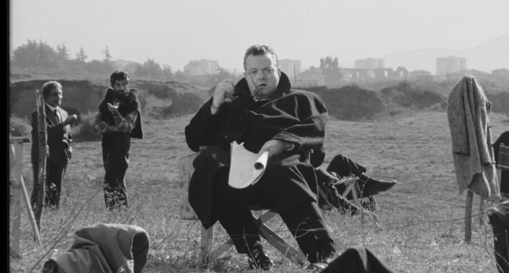 La ricotta Pasolini Orson Welles